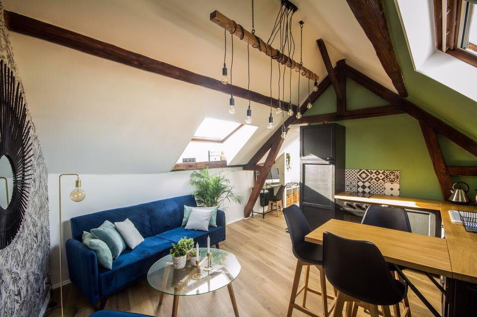 appartement cachet reims airbnb