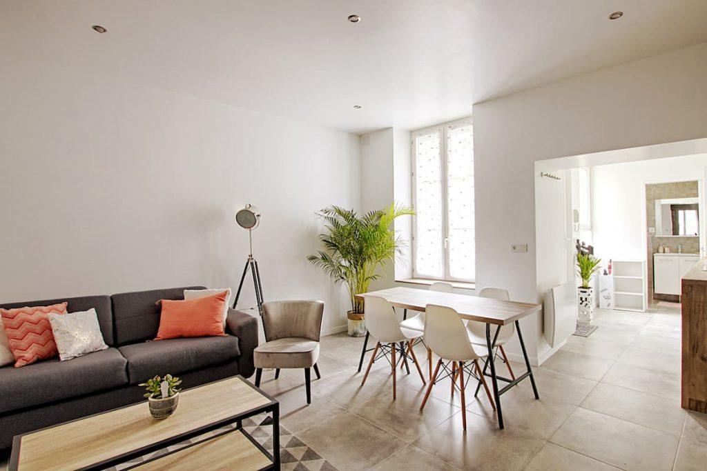 appartement chic moderne reims