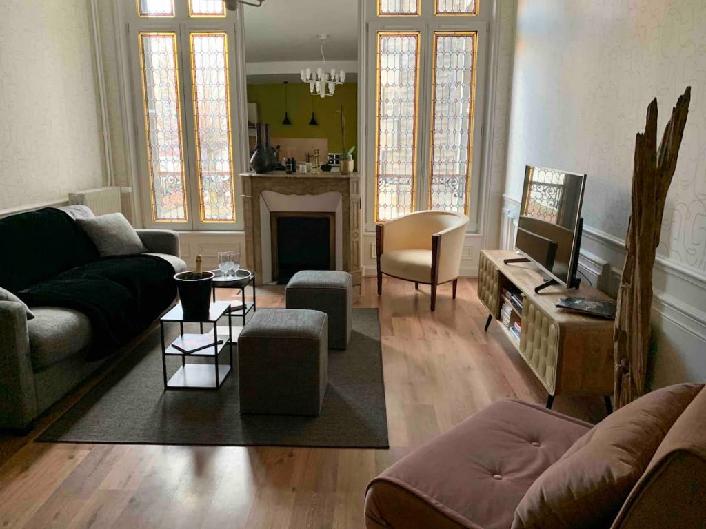 appartement historique reims airbnb