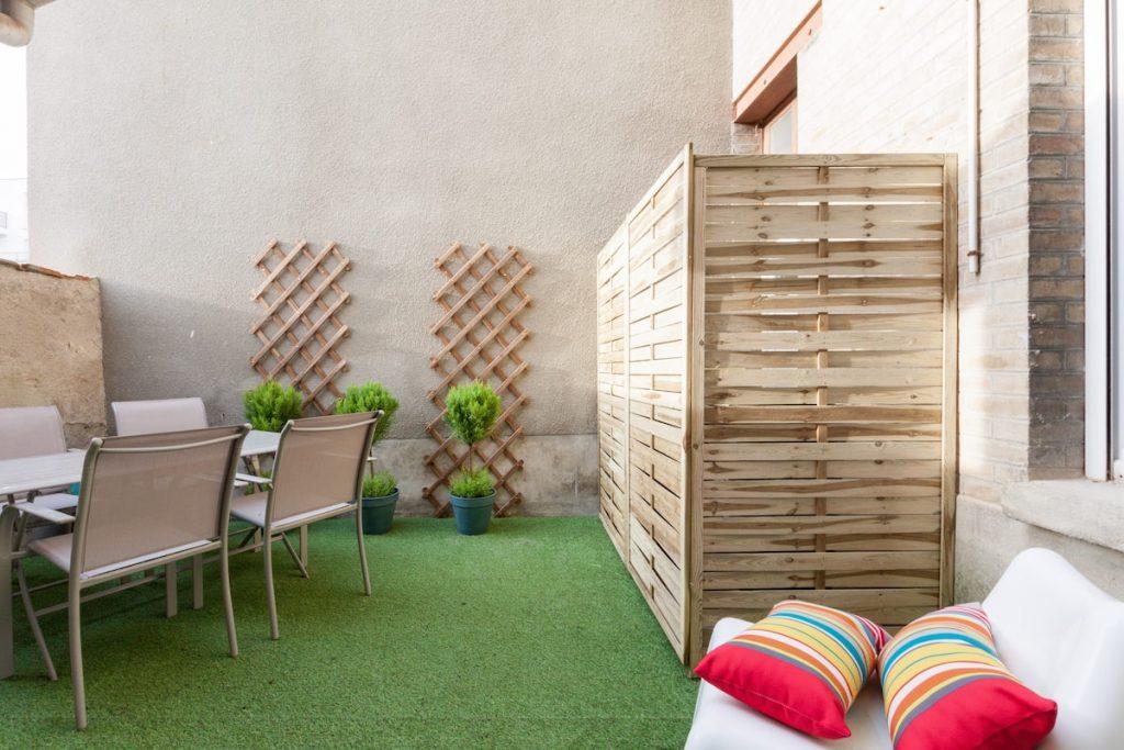 appartement terrasse reims airbnb