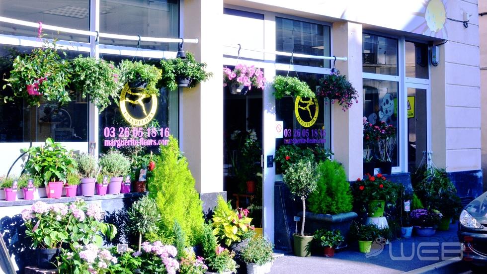 marguerite fleuristes reims google