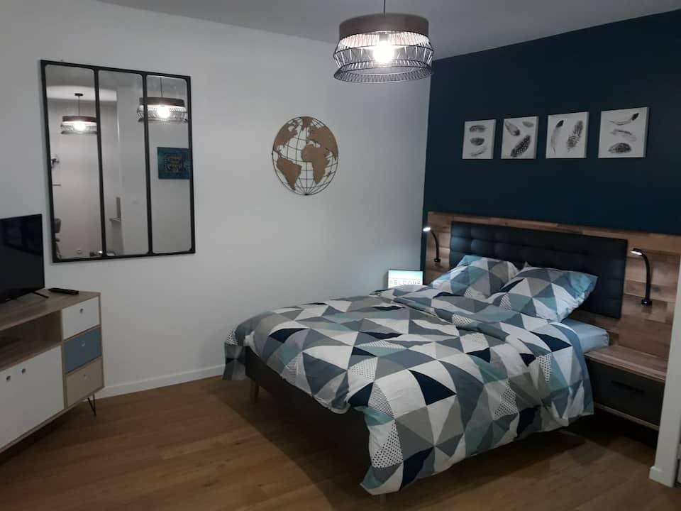 studio confort reims airbnb
