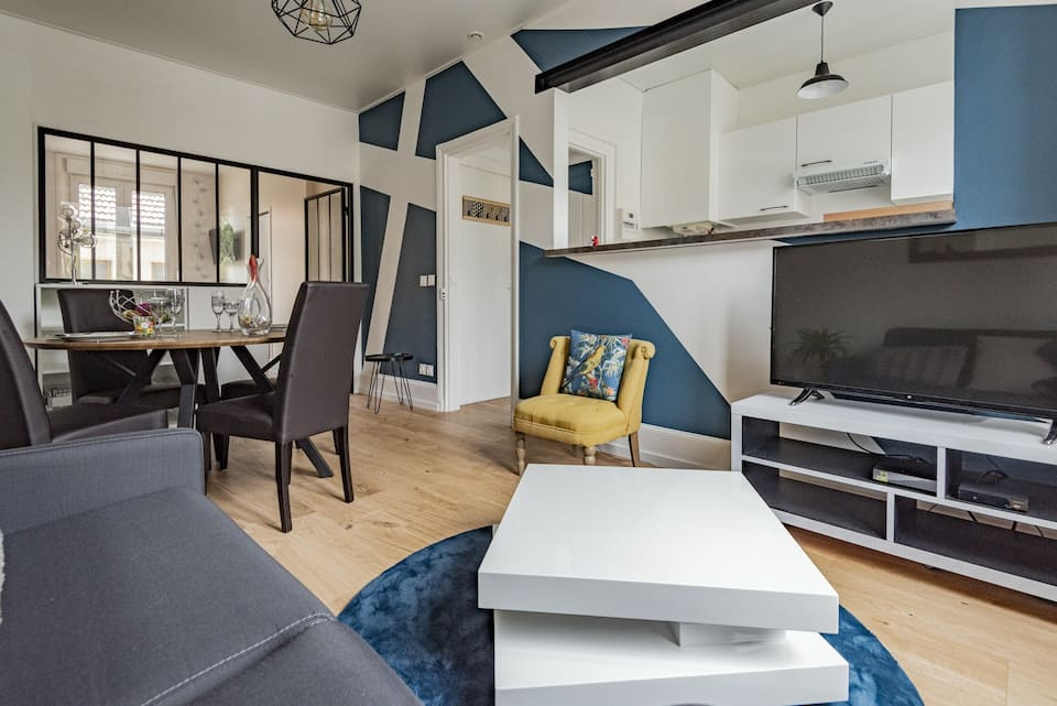t1 cathedrale reims airbnb