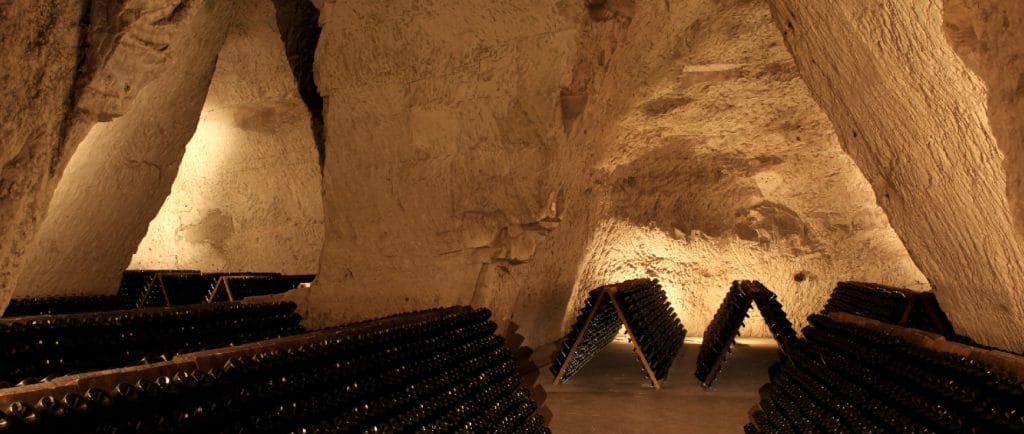 cave taittinger reims champagne booking