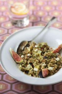 quinoa recettes confinement marmiton