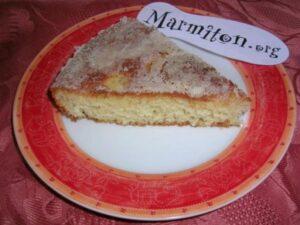 tarte sucre ardennaise recettes confinement marmiton