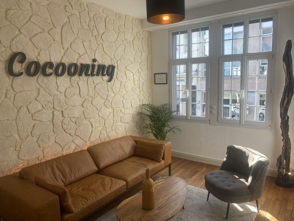 Cocooning à Reims : salon de massage